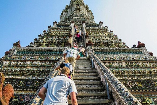 Private Full Day Tour Guide Service with Van in Bangkok(Multi Languages)