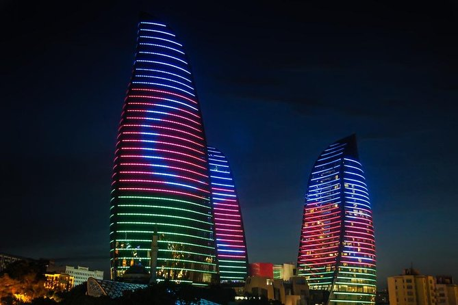 Baku Tour for 4 days