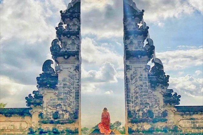 Private Tour Bali: Lempuyang Temple / Gate of Heaven, tirtagangga, waterfall.