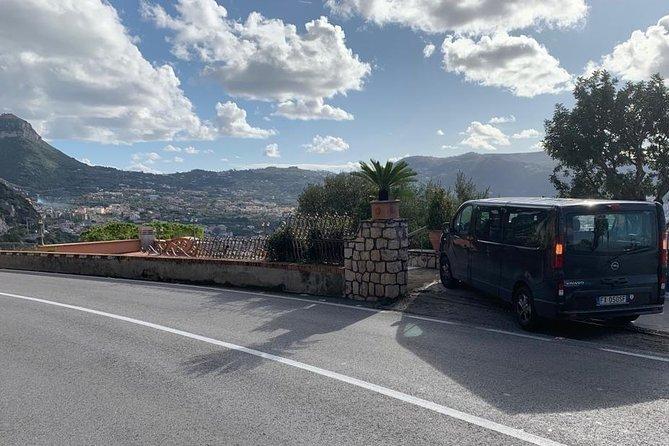 From Terracina to Fiumicino Transfer