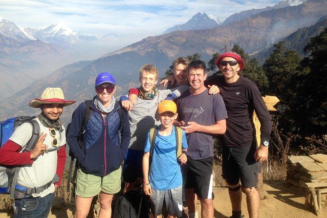 06 Days Annapurna Skyline Trek