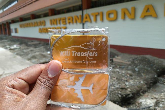 Airport Transfer between Moshi and Kilimanjaro International Airport
