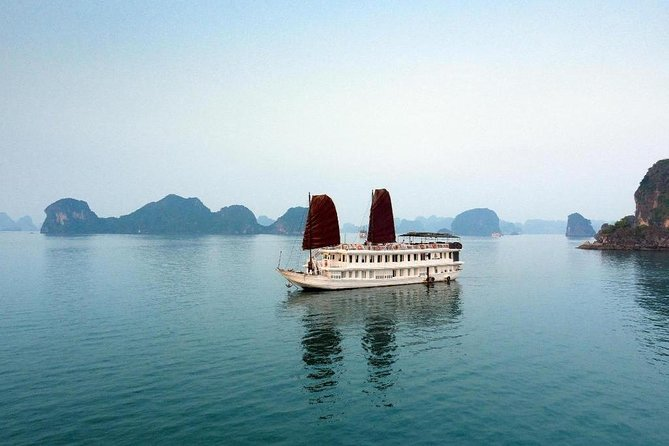 Garden Bay Legend Cruise - Bai Tu Long Bay 3 Days 2 Nights