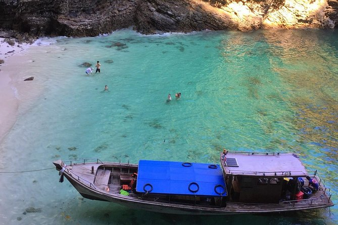Krabi Nice Sea Snorkeling Tour to Yawasam & Talu Island