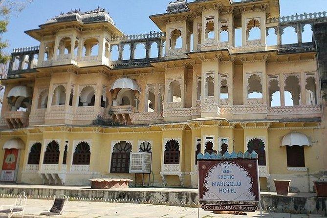 11 - Days Private The Best Exotic Marigold Film Destinations Tour