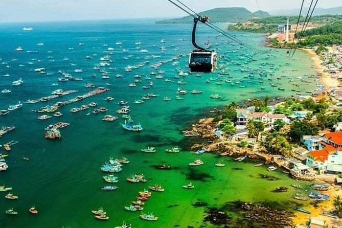 Cable car and 4 islands by speed boat