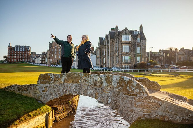 City Escape: St. Andrews & Fishing Villages Private Day Trip