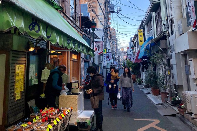 TOKYO East GUIDED HALF DAY TOUR