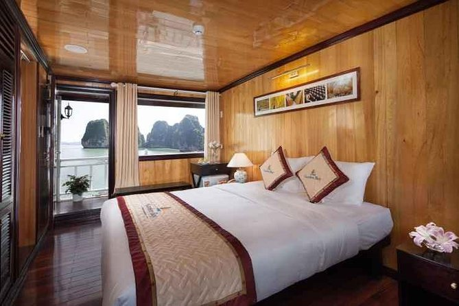 Garden Bay Cruise - Bai Tu Long Bay 2 Days 1 Night photo 6