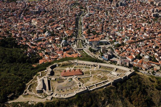 Excursion to Pristina and Prizren from Skopje