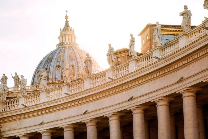 Vip Semi-Private Vatican tour: Sistine Chapel & St.Peter's Basilica