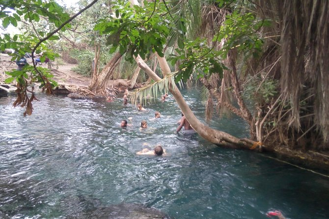 The Hotspring (Chemka) trip