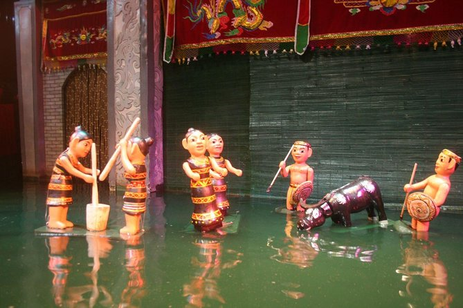 Skip the Line: Learn Vietnamese Culture through Water Puppet Show