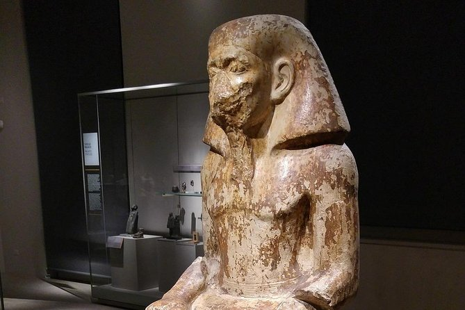 Turin: Egyptian Museum guided experience