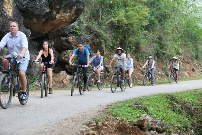 Mai Chau 2 Days 1 Night Classic Tour from Hanoi - Thai Traditional Dance-Biking