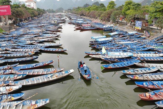 Perfume Pagoda Daily Boat Trip Full day