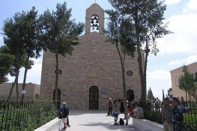 Jordan Horizons Tours : The Best of Jordan 4 days from Eilat Border to Amman