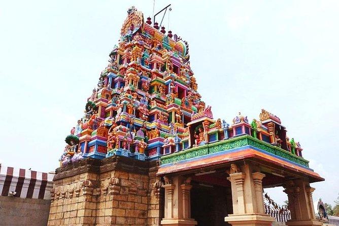 Trip to Visit Arulmigu Patteeswarar Swamy in Coimbatore