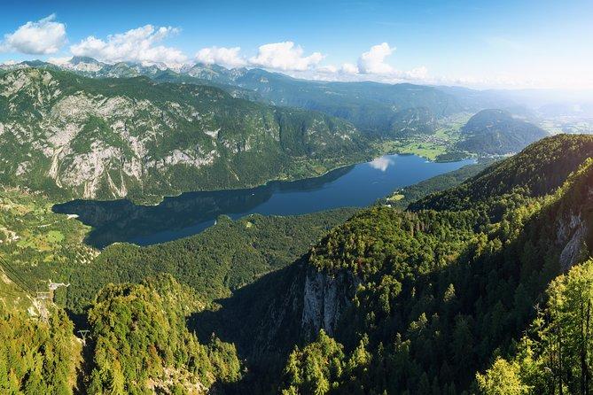 PRIVATE TOUR Lake Bled and Bohinj - Beyond the Alpine Lakes from Ljubljana