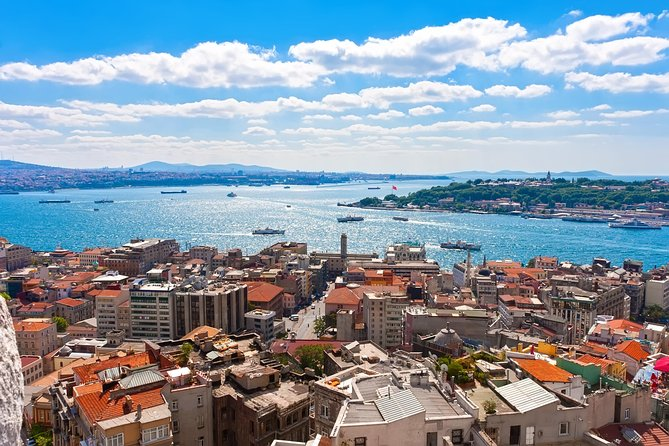 Full Day Istanbul European Shore Tour by Private Minivan + Guide + Lunch