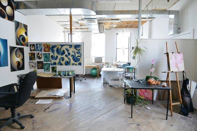 Private Brooklyn Artists Studio Tour in Park Slope & Gowanus