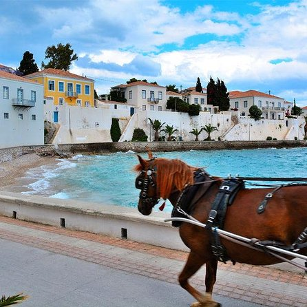 Private Excursion at Spetses Island