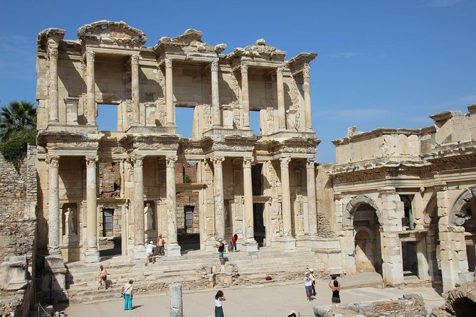 Small Group Ephesus Tour From Kusadasi