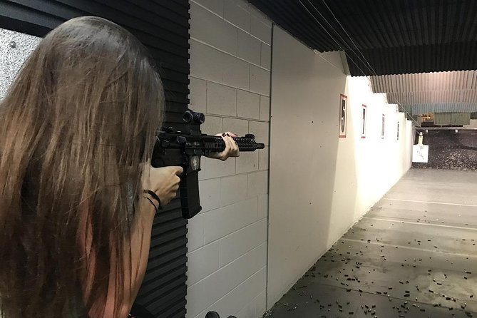 Gdansk: Extreme Shooting Range with Private Transport