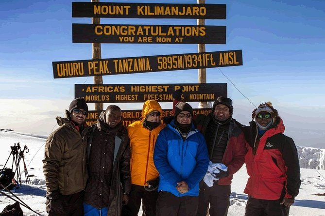 Mt. Kilimanjaro Trekking; Northern Circuit Route - 9 Days