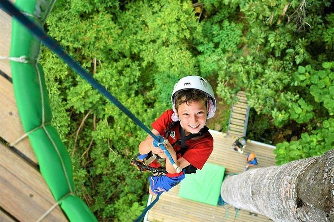 Zipline by Skyhawk Adventure on Koh Samui