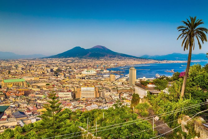 Naples Private Transfer from Praiano