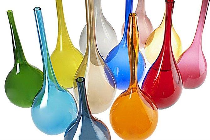 Molten glass magic - Glassblowing class