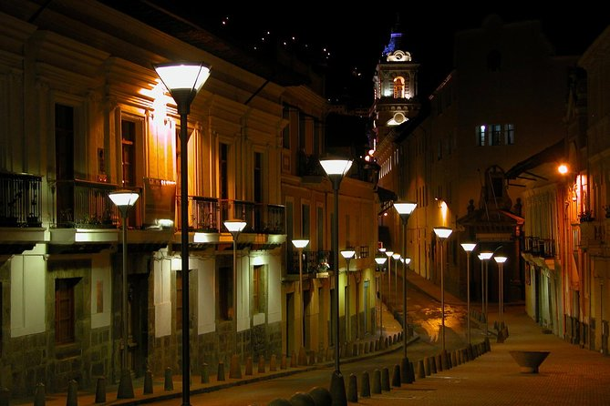 Quito - City Tour by Night