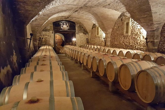 From Avignon : Wine tasting with a winemaker