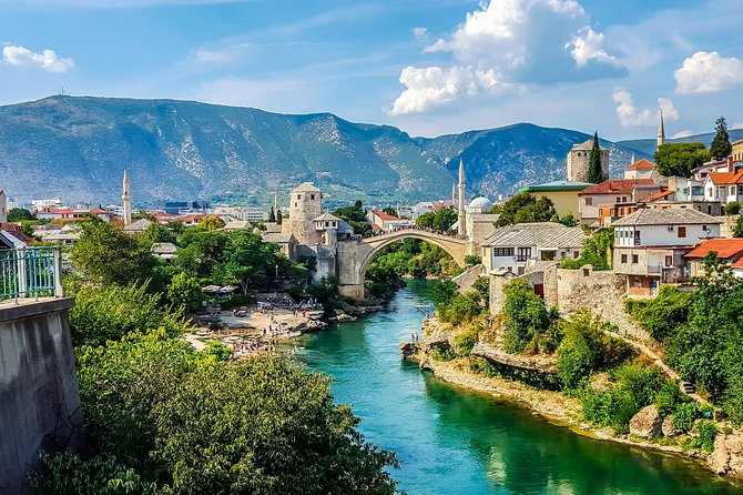 Daily Trip To Mostar and Međugorje from Dubrovnik