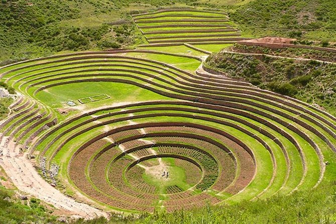 Excursion to Maras and Moray, from hotels in Sacred Valley
