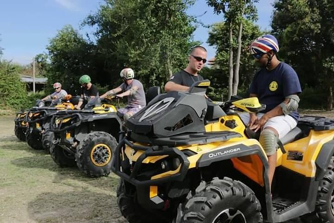 At Siam Milsim we are proud to present the most exciting ATV Tour in Thailand