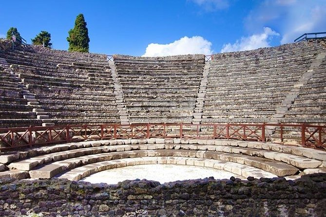 Pompeii and Sorrento Daytrip From Rome