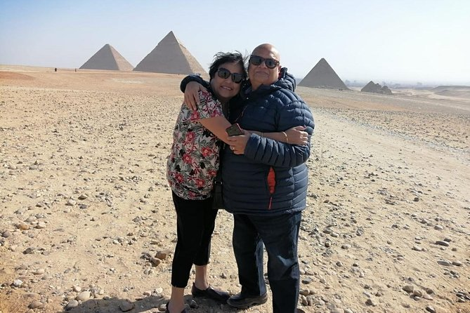 Day-Tours to Giza Pyramids, Memphis old city ,and Dahshur bent and true pyramid