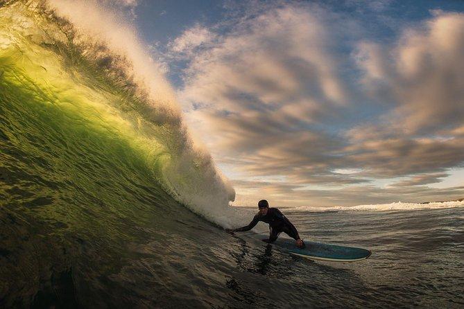 west coast surf camp!