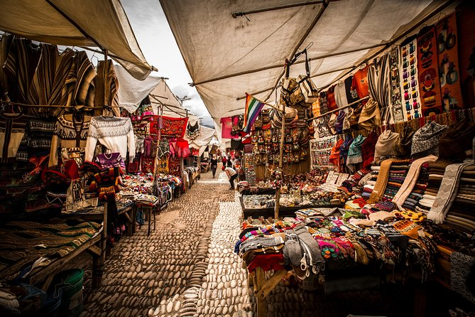 Excursion to Ollantaytambo and Pisac Market from hotels in Sacred Valley