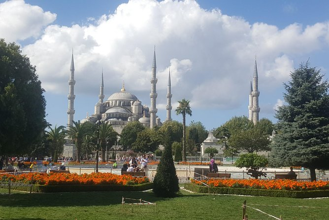 Private Full Day Highlights of Istanbul Tour
