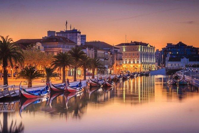 Private city tour of Aveiro (Portuguese Venice) departing from Porto