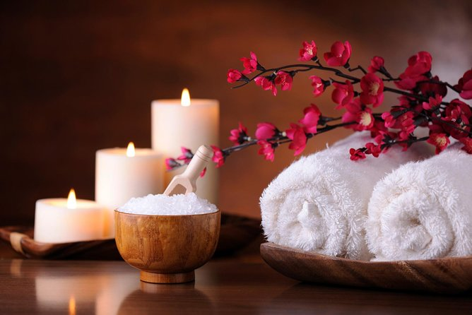 Five Senses Spa Day Package