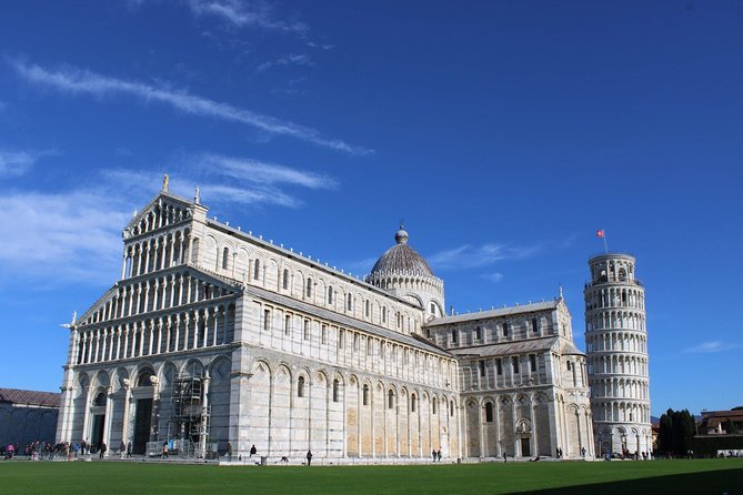 Small Group Pisa Guided Walking Tour from Florence by Train