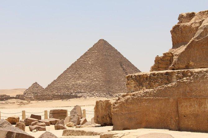 Full day tour to Giza Pyramids, Sakkara and Memphis