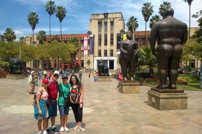Botero City Tour Medellin