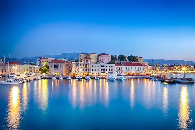 Private Chania Sunset Trip