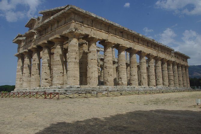 Explore Paestum with an Expert Archaeologist