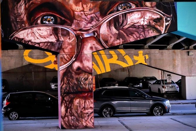 Stunning street art and murals!